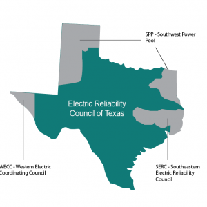 Factors affecting ERCOT – Electricity consumption, generation and reserve margin challenges