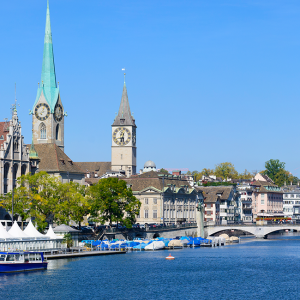 ZE's Hosted Data Management Seminar in Zurich, Ch
