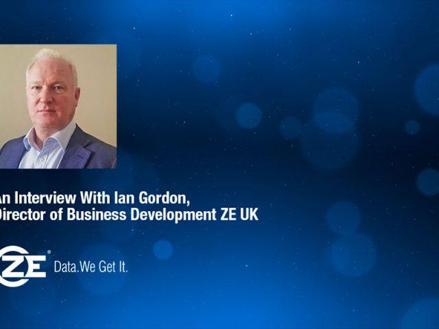 Q & A: An Interview with Ian Gordon, Director of Business Development, European Markets, ZE PowerGroup Inc.
